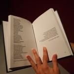 Book of Flowers (samples of poems), 2013hardback, perfect boundLimited Edition of 100collated, designed and produced by 55100 poem contributions from  Sean Kerr / Ian Milliss / Soda Jerk / Elise Harmsen / Amelia Groom / Jack Jeweller / Clare Millege / Marian Tubbs / Daniel Boyd / Matthew Hopkins / Eleanor Ivory Weber / Mikala Dwyer / Janis Ferberg / Deborah Kelly / Alex Gawronski / Giselle Stanborough / Connie Anthes / Kelly Azizi / Sarah Goffman / George Tillianakis / Sarah Contos / Scott Donovan / Biljana Jancic / Sarah Rodigari / Del Lumanta / JD Reforma / Nick Strike / Susan Gibbs / Marilyn Schneider / Megan Hanson / Carla Cescon / Sach Catts / Andrew Newman / Ella Rose Barclay / Mark Titmarsh / Ben Terakes / Anna John / Marya Elimelakh / what / Bonita Bub / Paul Greedy / Brian Fuata / Sebastian Goldspink / Gianni Wise / Matthys Gerber / Bethany Small / Alicia Siberras / Rachel Scott / Techa Noble / Zanny Begg / Sumugan Sivanesan / Teo Treloar / Judy Annear / John Ward Knox / Michael Moran / Mark Feary / Vincent O'Connor / Yasmin Smith / Kenzee Patterson / Todd McMillan / Christopher Hanrahan / Nigel Lee-Yang / Emily Hunt / Ms&Mr / Ellie Godworth / Ruark Lewis / Daisy Farnham / Georgia Kaw / Danielle Zorbas / Philipa Veitch / Shane Haseman / Francesca Heinz / Rafaela Pandolfini / Vaughn O'Connor / Helen Hughes / Naomi Oliver / Sean Lowry / Nigel Helyer / Matthew Allen / John A Douglas / Juilee Pryor / Matt Hanson / Sandra Di Palma / Sarah Nolan / Sarah Newall / Liz Reidy / Brianna Munting / Toby Chapman / Emma Price / David Capra / Dominic Kirkwood / Liz Pulie / Ollie McKenzie / Leah McPherson / Lisa Jones / Tim Burns / Amanda Rowell / Paul Donald / Hester Gascoigne
