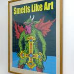 Smells Like Art mixed media Quinto Sesto, 1975