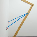 Grunt timber, bolts, occy straps Sach Catts, 2015