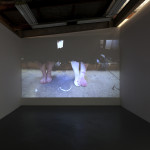 Shrugging Offing, 2013digital video projection