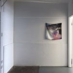 Close 3 pigment print on satin fabricStephen Burstow, 2015
