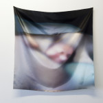 Close 2pigment print on satin fabricStephen Burstow, 2015