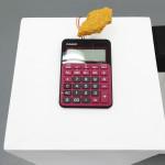 Flux Calculators:       Particulate Sunsetelectronics, bitumen, paintPeter Blamey, 2015