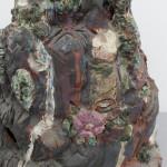 Toni Warburton Untitled, circa 2006 earthenware with ceramic pigments