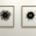 Sean O'Connell planxty ring edges, 2016 death metal ring edges, 2016monochrome prints on photographique rag, 87 x 72 cm (each)