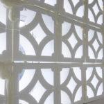 Mary Teague  Breezeblocks, 2016 (detail) polystyrene, expandable foam