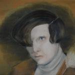 Romantic, 2014 Oil on canvas, 45 x 35 cm