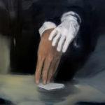 Affair, 2011 Oil on canvas, 50 x 45 cm